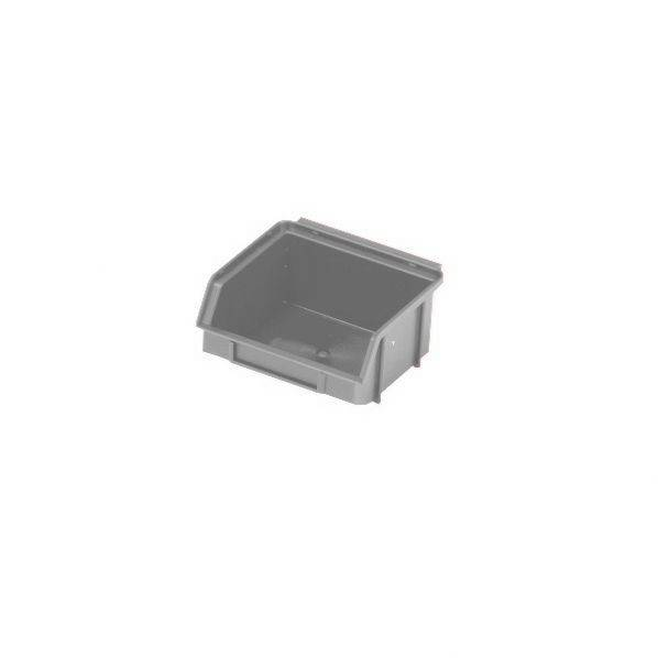 Rolléco Bac à bec éco largeur 100 mm Gris