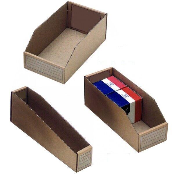 Rolléco Bac carton standard Capacité 5 litres