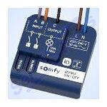 somfy  SOMFY Récepteur Radio SOMFY 1822649 Récepteur Somfy Izymo IO on/off... par LeGuide.com Publicité