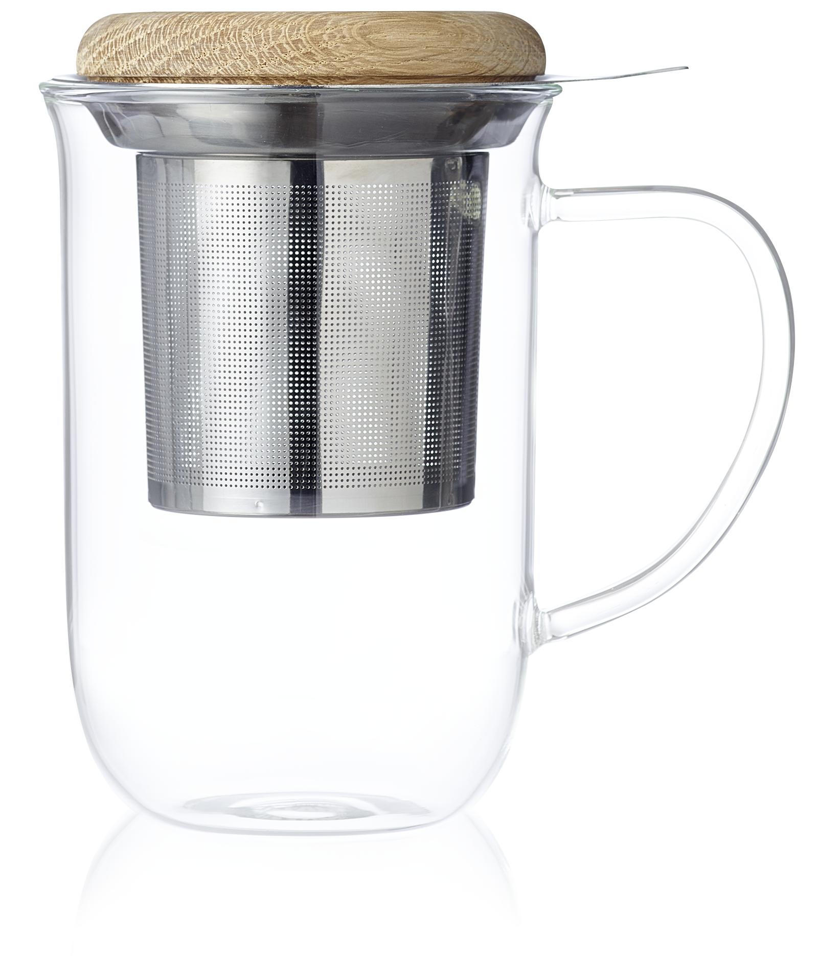 KUSMI TEA Tisanière en verre Minima Kusmi Tea