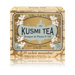 KUSMI TEA Bouquet de Fleurs N°108 Thé noir Kusmi Tea Retournez au début... par LeGuide.com Publicité