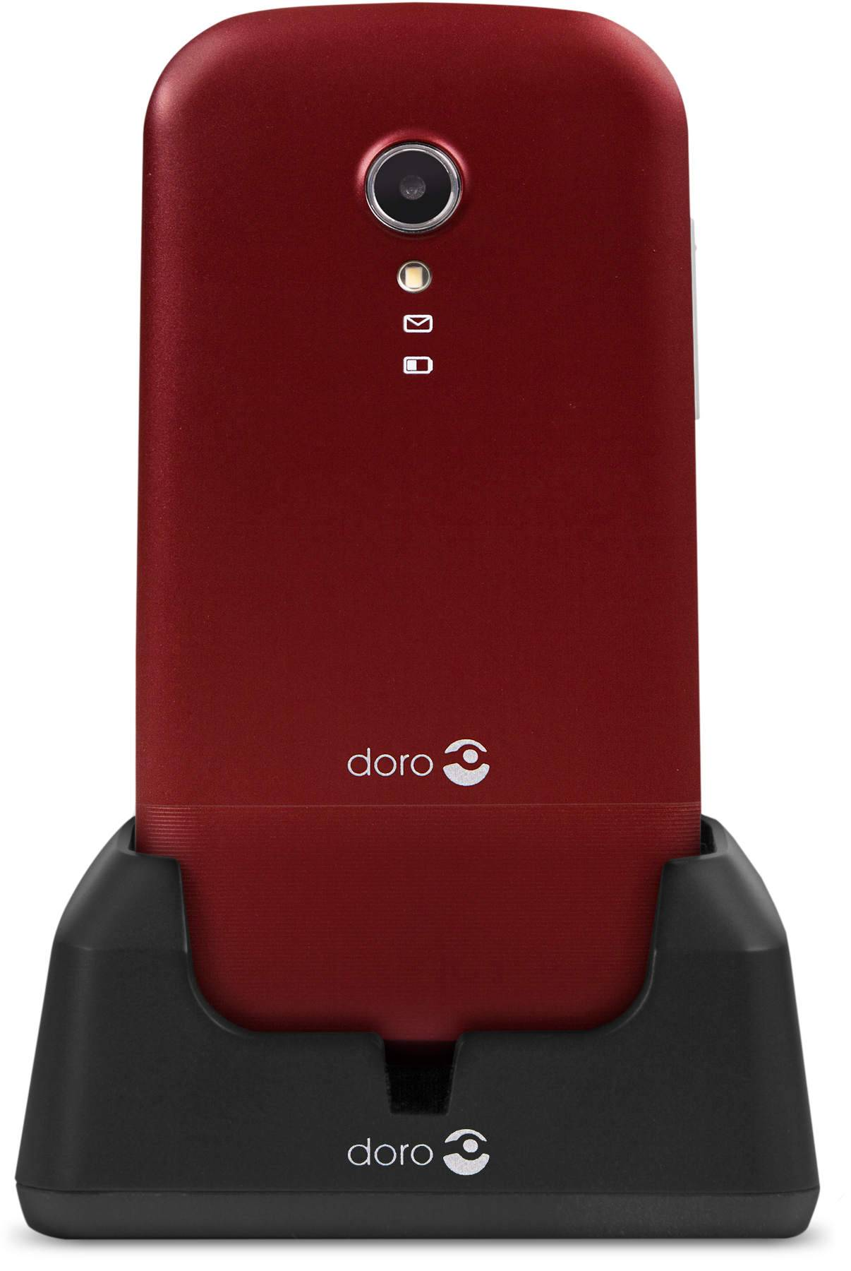Doro Telephone-mobile DORO - 2404 ROUGE