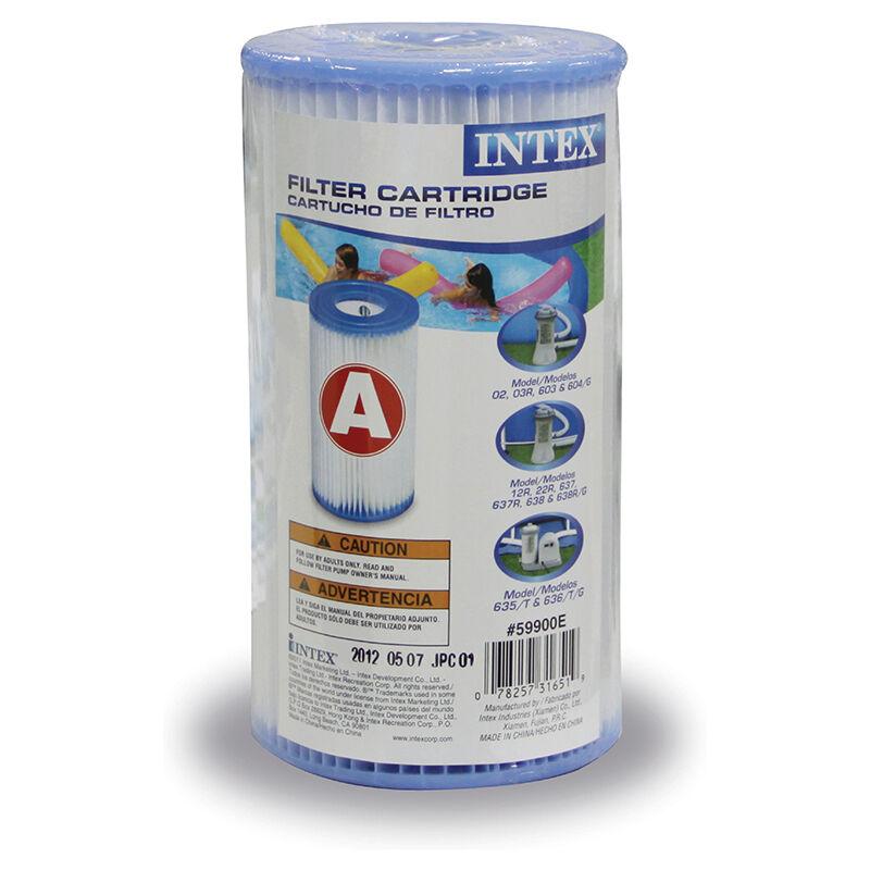 Intex Cartouche de filtration Intex A Modèle - Type A - L'unité