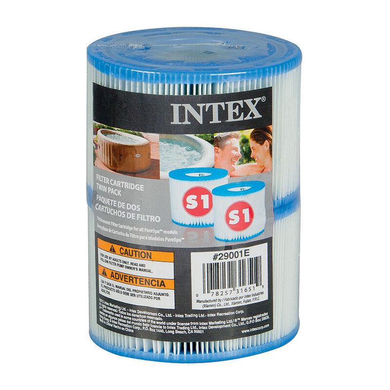 Intex Cartouche Pure Spa Intex S1 Modèle - S1 - Lot de 2