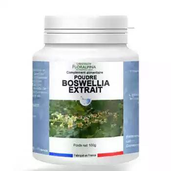 Floralpina Boswellia Extrait Poudre - 100g