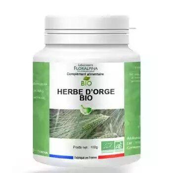 Laboratoire Floralpina Poudre herbe d'orge bio 100g