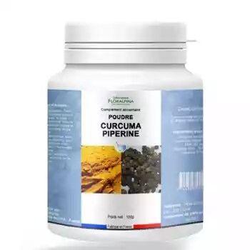Laboratoire Floralpina Curcuma Pipérine 100g