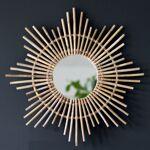 Casatera Miroir rond en rotin Sirius Moka Vous aussi vous craquez pour... par LeGuide.com Publicité