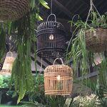 Casatera Suspension panier en bambou Open Idéale pour apporter une ambiance... par LeGuide.com Publicité