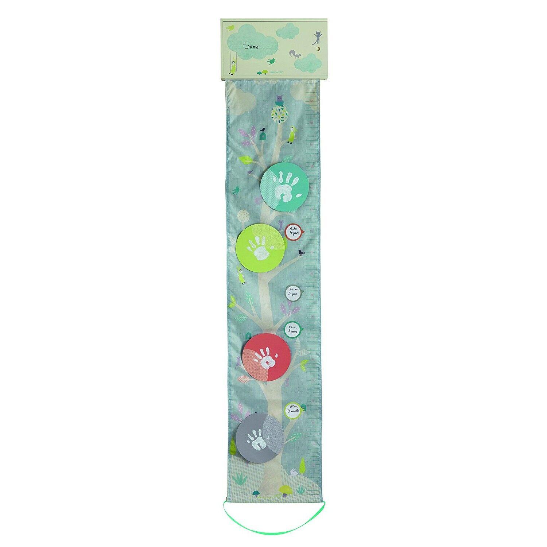 ART Baby Art one To Tree-plastique Mesure Latte Multicolore