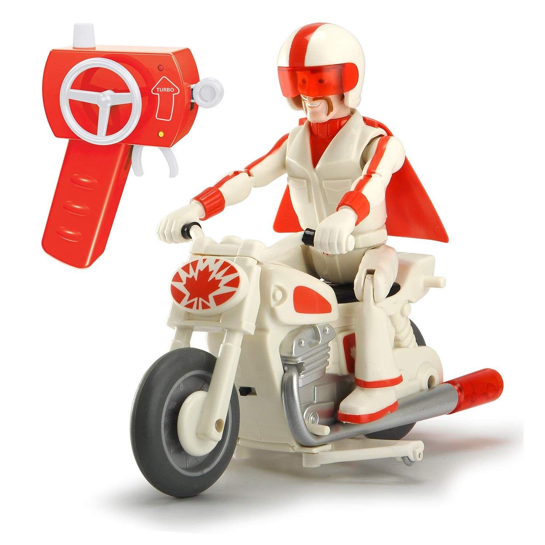 Simba Smoby / Dickie Toys Toy Story Radio Control Moto 1/24 Duke Caboom
