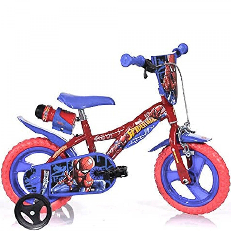 Dino Bikes Vélo Dino Bikes Ultimate Spiderman 12 pouces