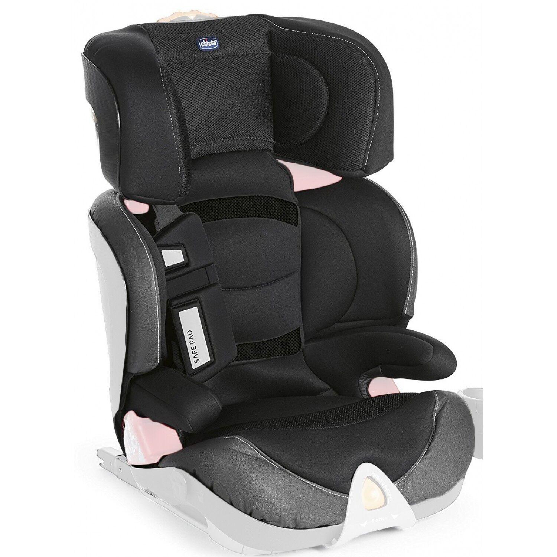 Chicco Housse Chicco pour siège auto Oasys 2-3 FixPlus Jet Black
