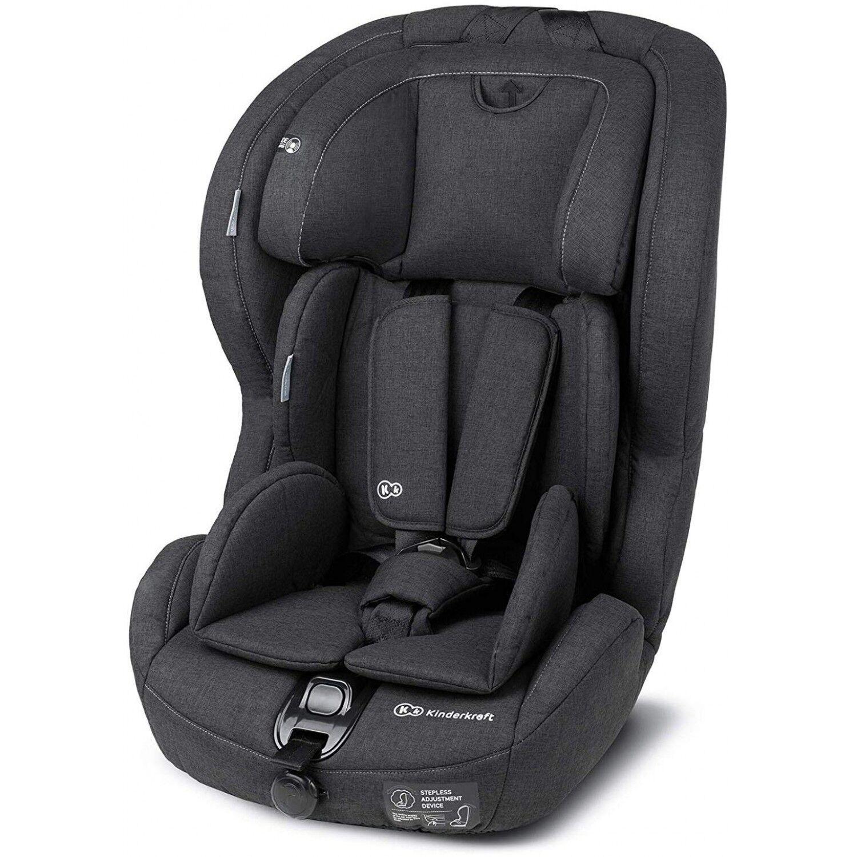 Kinderkraft Siège d'auto Kinderkraft Safetyfix Isofix noir