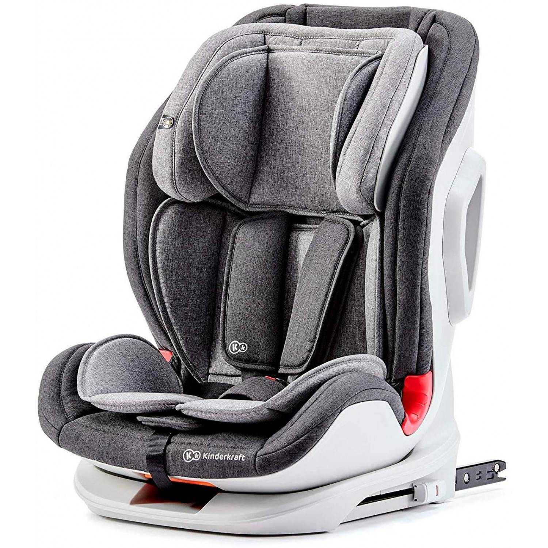 Kinderkraft Siège d'auto Kinderkraft Oneto3 Isofix noir gris