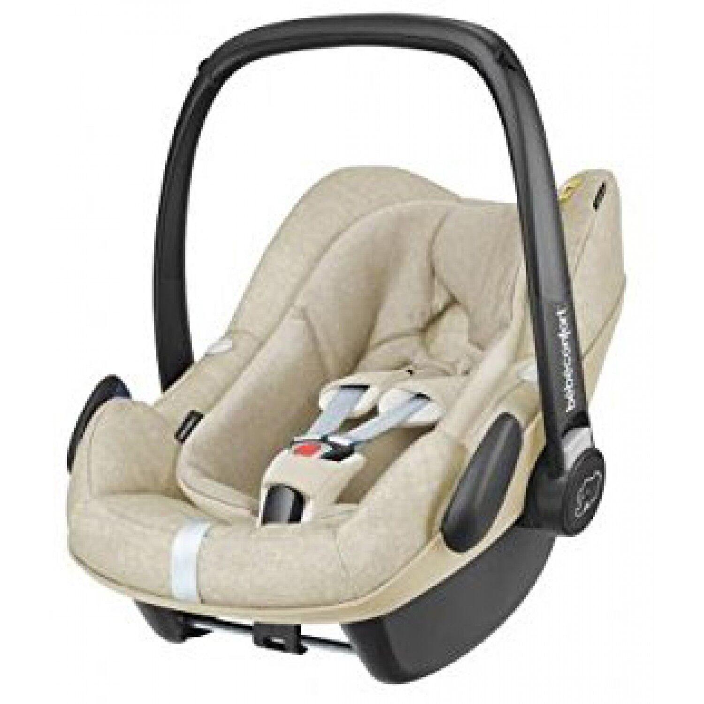 Bébé Confort Siège Auto Bébé Confort Pebble Plus Nomad Sand I-Size