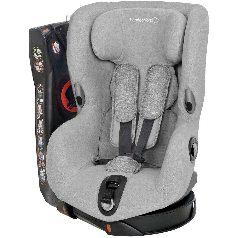 Bébé Confort Housse Eponge pour Siège Auto Axiss Groupe 1 Cool Grey
