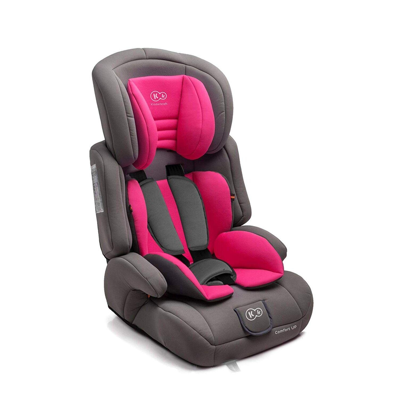 Kinderkraft Siège auto évolutif Comfort Up gr.1/2/3 pink