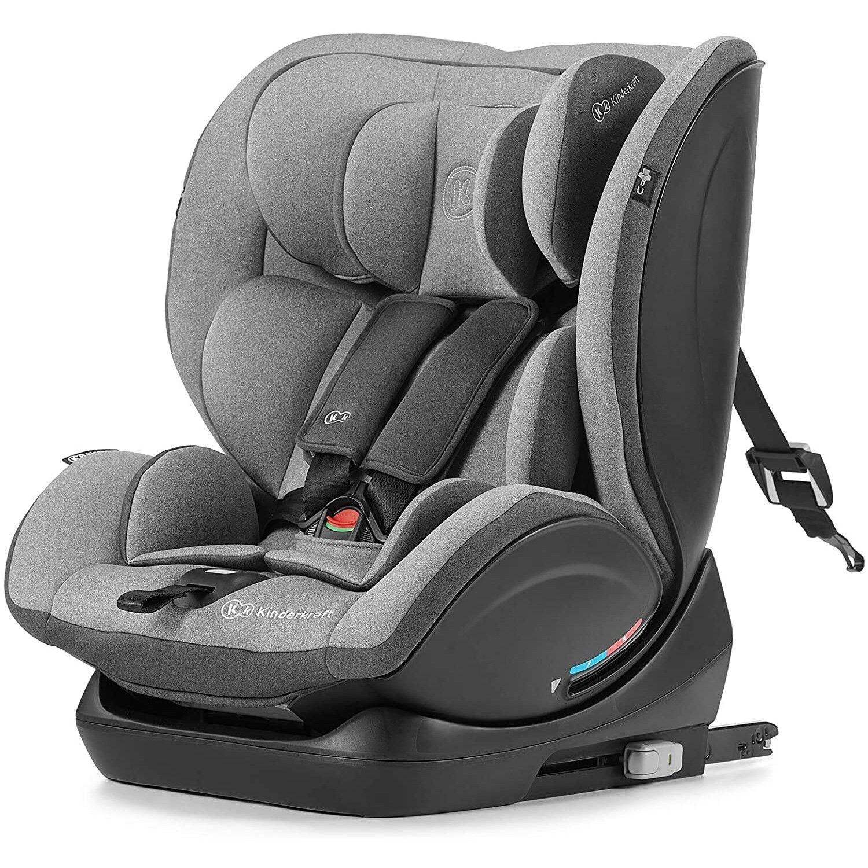 Kinderkraft Siège d'auto Kinderkraft MyWay Isofix gris