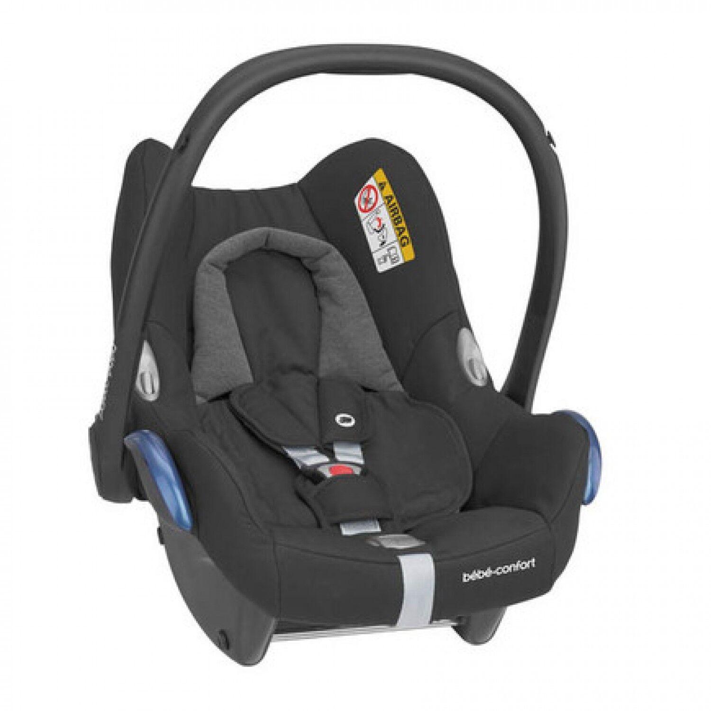 Bébé Confort Siège-auto isofix Cabriofix Groupe 0+ - Essential Black - Bébé Confort