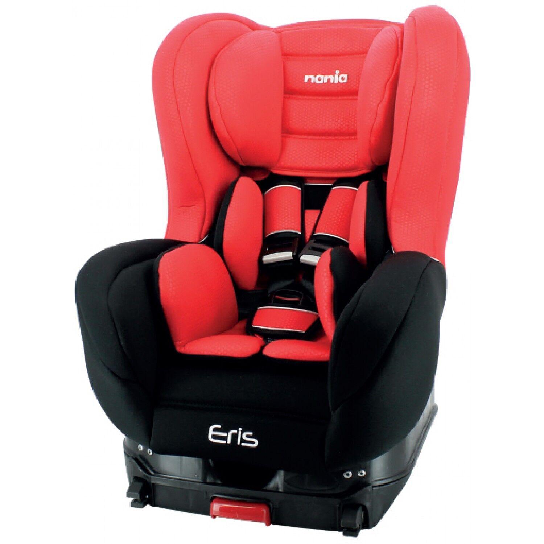 Nania Siège Auto Nania Luxe Eris i-Size de 61 à 105 cm Rouge