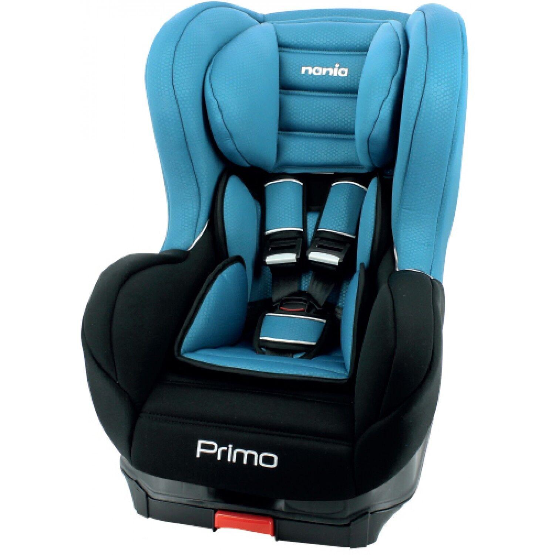 Nania Siège d'Auto Nania Luxe Primo i-Size Bleu