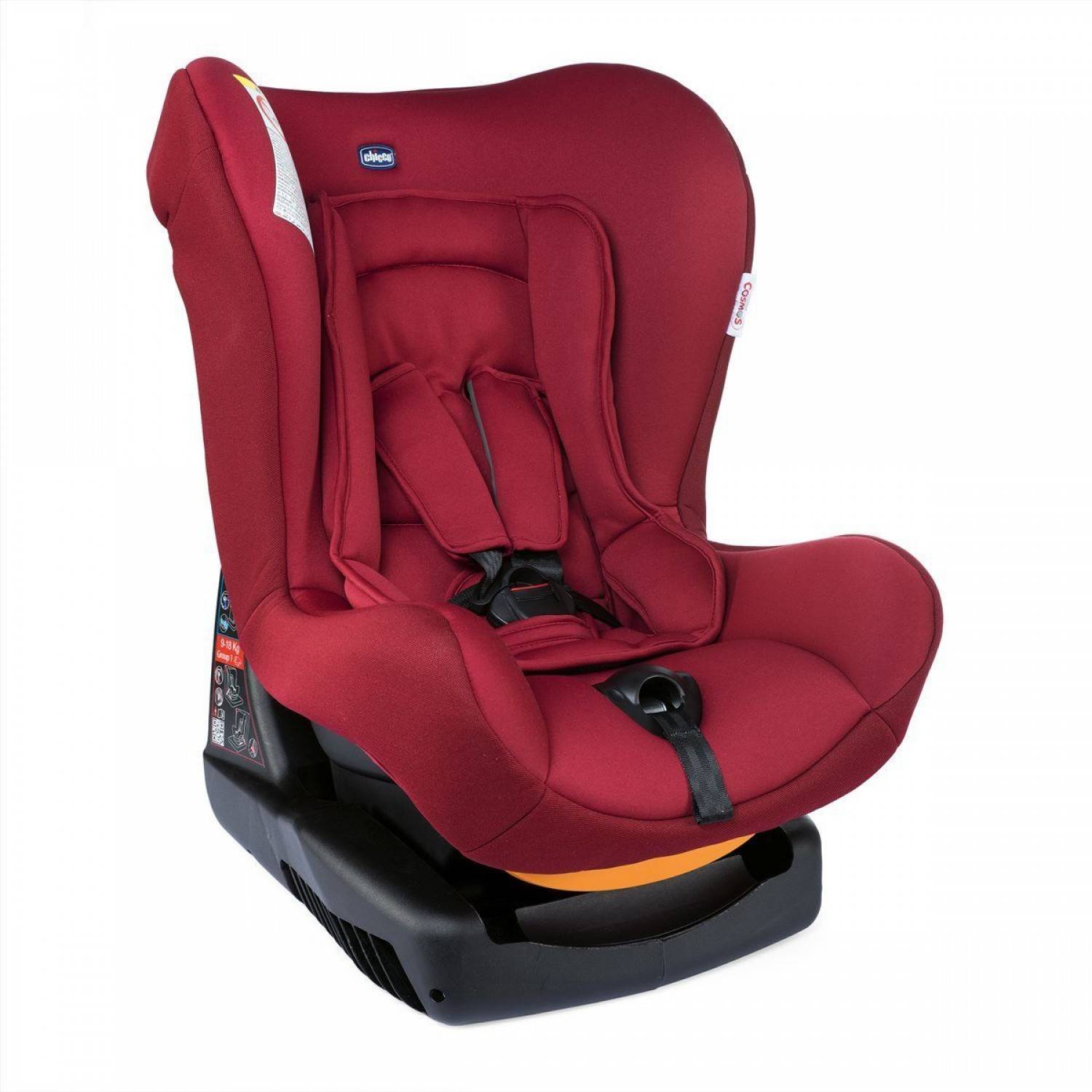 Chicco Siège Auto Cosmos Red Passion