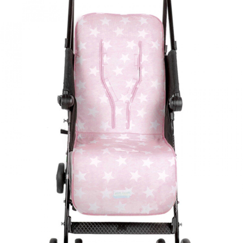 Pasito A Pasito–tapis Pour Chaise Rose