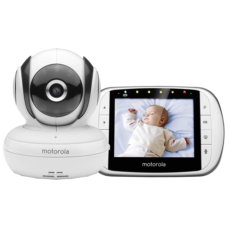 Motorola Écran LCD couleur Motorola MBP36S Baby Monitor 3,5
