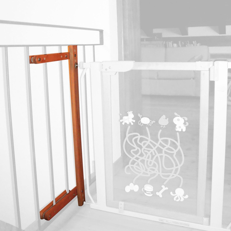 Pali Bornes de poteaux de porte à pince rhum pour garde-corps