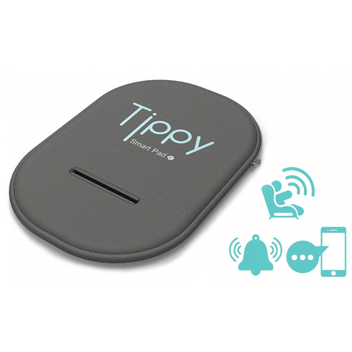 Cam Dispositif anti-abandon Tippy Smart Pad Digicom pour siège auto
