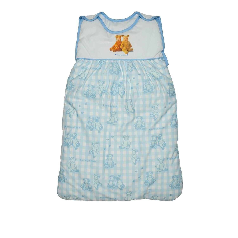 Anne Geddes Sac de couchage Teddy Bears Anne Geddes Bleu clair