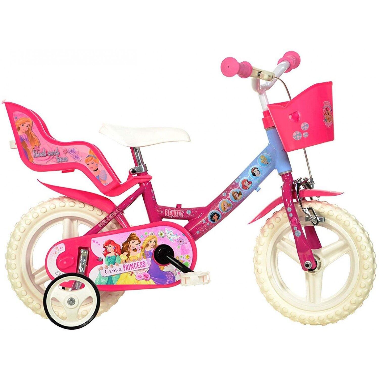 Dino Bikes Vélo Dino Bikes Disney Princesses 12 pouces