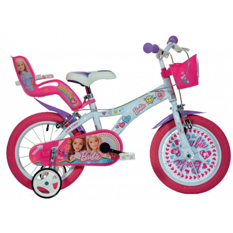 Dino Bikes Vélo Dino Bikes Barbie 16 pouces