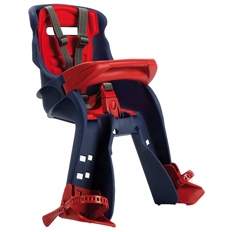 Okbaby Ok Baby Orion Siège Bébé Pour Vélo Bleu/rouge 9-15 kg