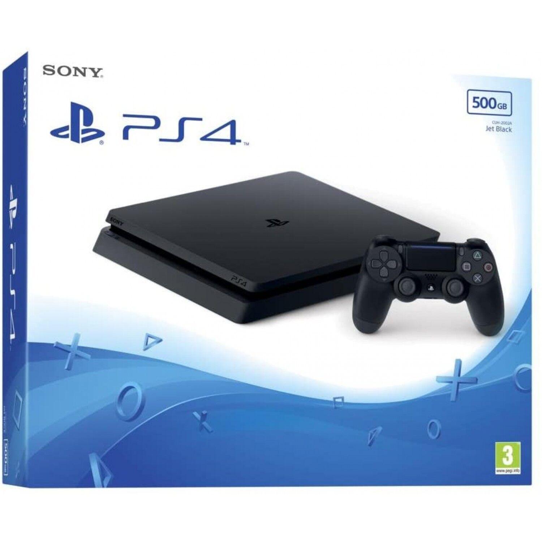 Sony PlayStation 4 Slim 500 Go Noir