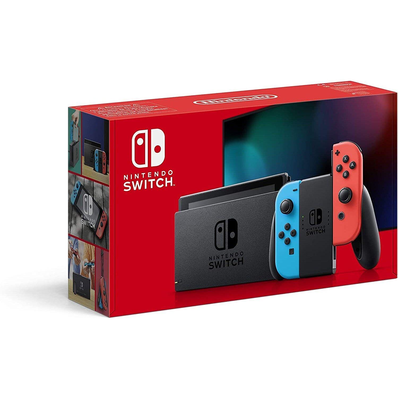 Nintendo Switch Joy Bleu Rouge