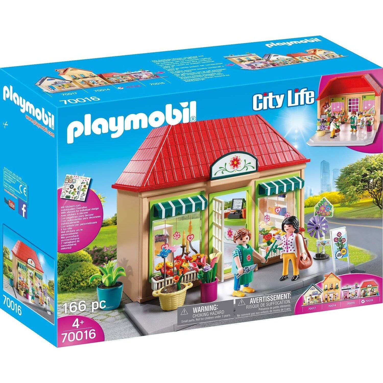 Playmobil Mon Fleurs Playmobil City Life