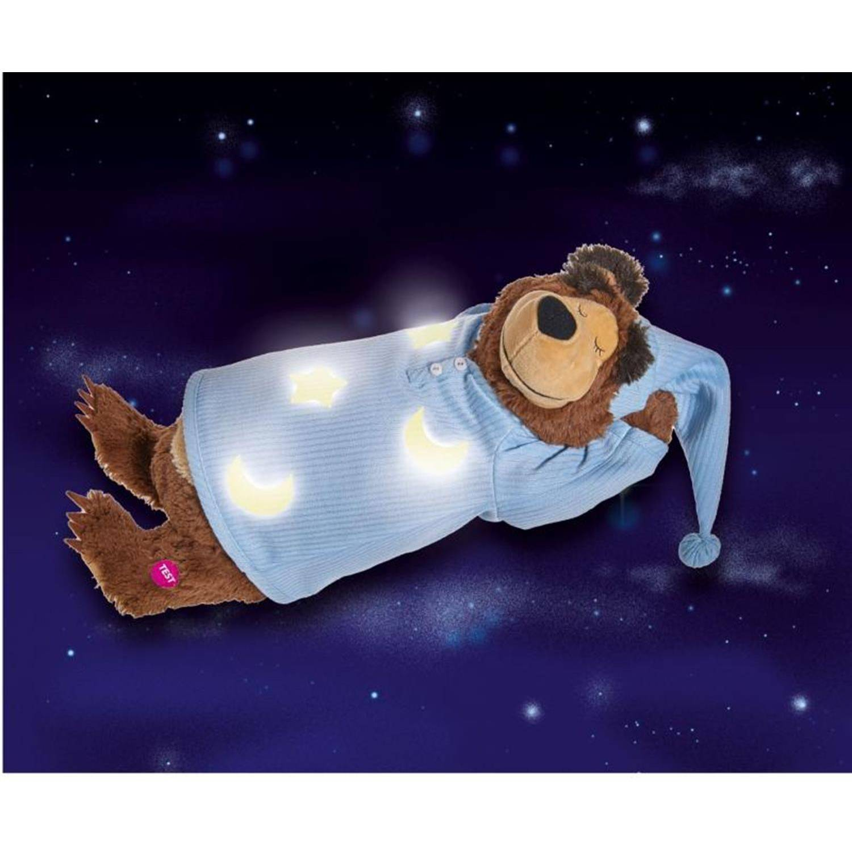 Simba Peluche Simba Bear et Masha Bear Sleeping and Russa