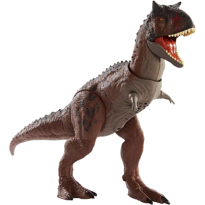 Mattel Dinosaure Mattel Jurassic World Carnotaur Bull Control and Destroy