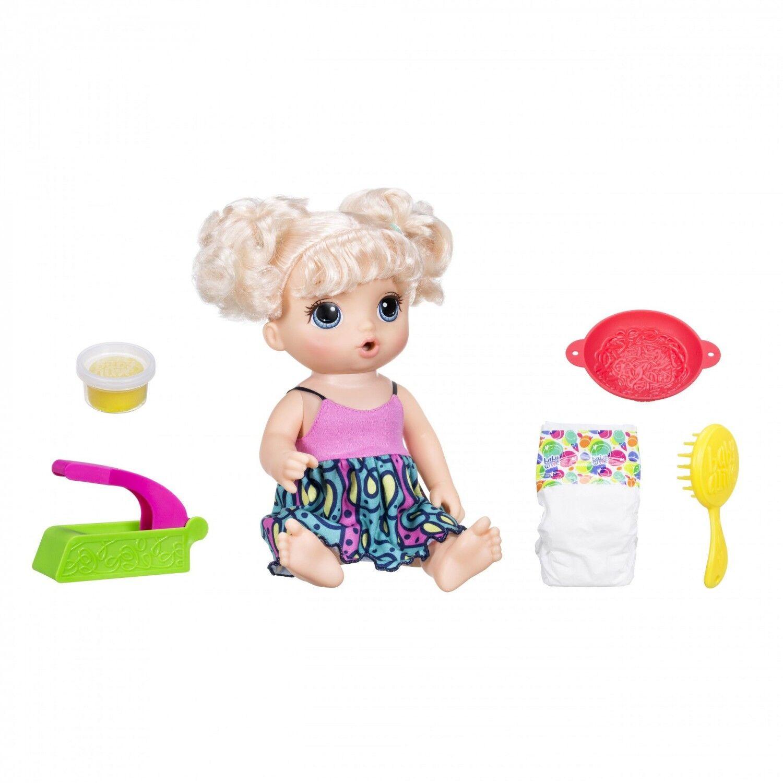 Hasbro Baby Alive Martina Spaghettina
