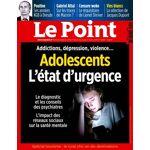 [GROUPE] LE POINT Le Point Avec LE POINT, restez l'esprit en alerte... par LeGuide.com Publicité