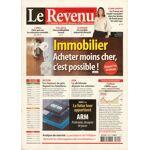 [GROUPE] LE REVENU FRANCAIS EDITION Le Revenu La revue leader de la presse... par LeGuide.com Publicité