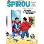 [GROUPE] EDITIONS DUPUIS SA Le Journal de Spirou Votre dose de détente... par LeGuide.com Publicité