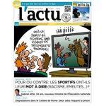 [GROUPE] PLAY BAC PRESSE L'Actu Chaque jour, l'essentiel de... par LeGuide.com Publicité