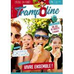 [GROUPE] ALLIANCE PRESSE Trampoline Le magazine des découvertes des 8-12... par LeGuide.com Publicité