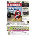 [GROUPE] EBRA Le Dauphiné Libéré, Annemasse et genevois Le quotiien n°1... par LeGuide.com Publicité