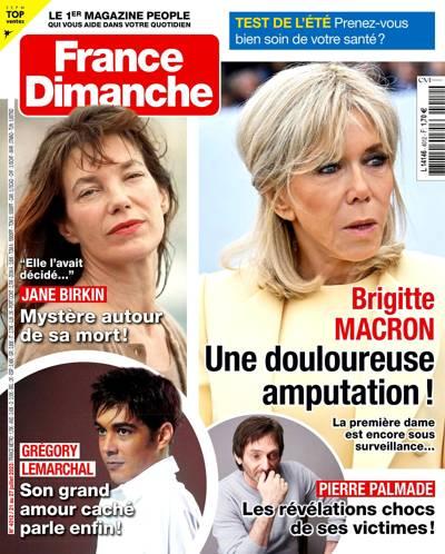 [GROUPE] CMI FRANCE France Dimanche