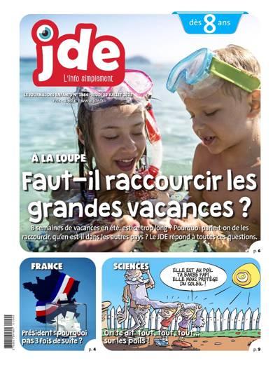 [GROUPE] JDE Le Journal des Enfants - JDE