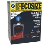 aptonia  Aptonia Gel énergétique longue distance g-easy ECOSIZE Cola 8x64g... par LeGuide.com Publicité